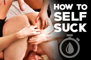 How to self suck